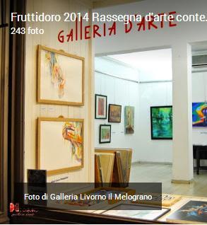 Bruno Arcari a Fruttidoro 2014 Livorno